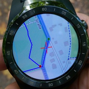 ticwatch-pro-navigation-viewranger-offline-map